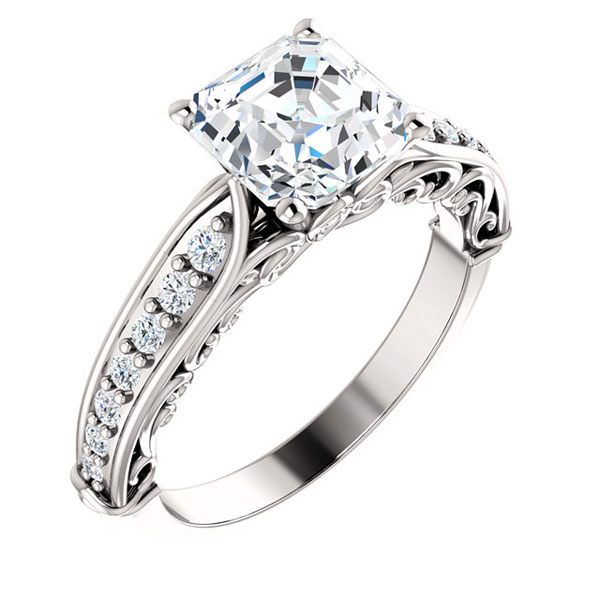 Diamontrigue Customizable Bridal