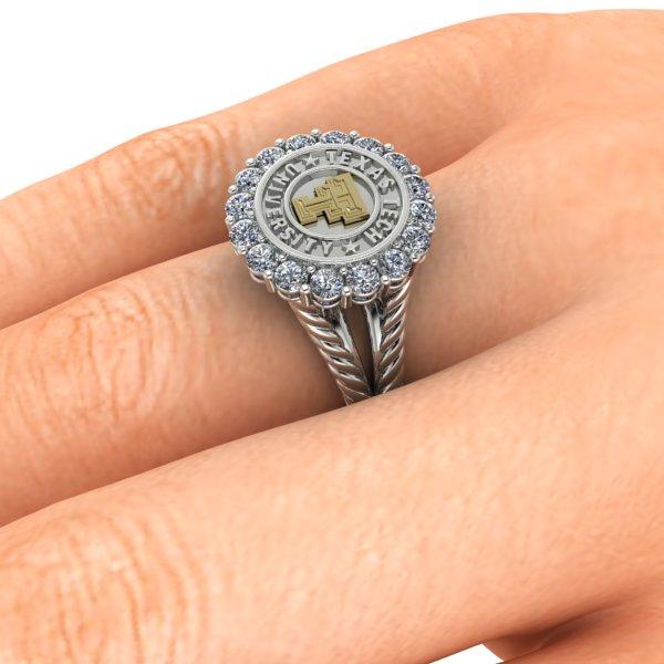 Texas Tech Grace Ring
