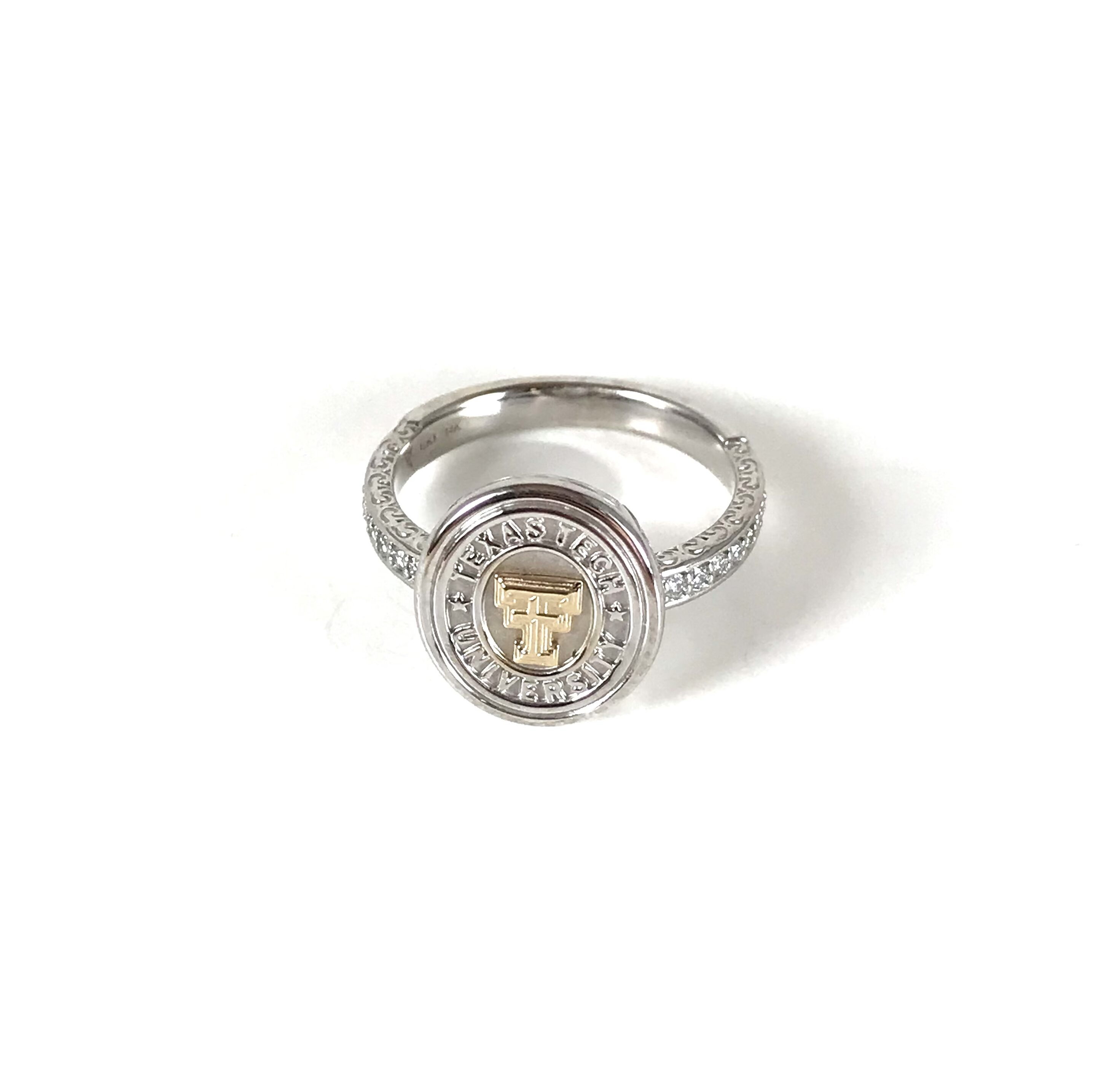 Texas Tech Architectural Inspiration Ring