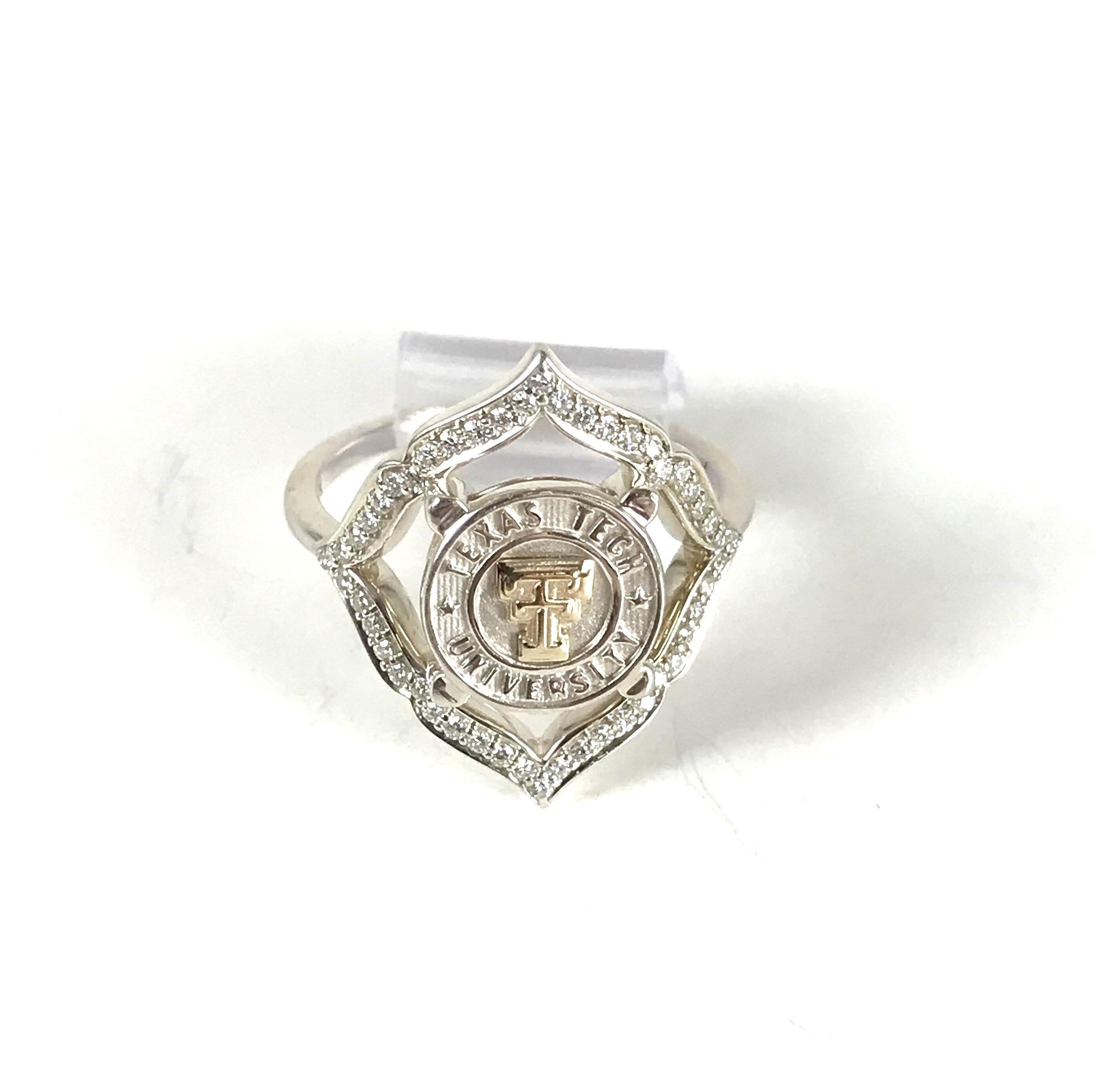 Texas Tech K-Scottish Ring